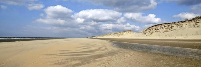 Zeer schone stranden in de IJmond, alle stranden krijgen vier sterren