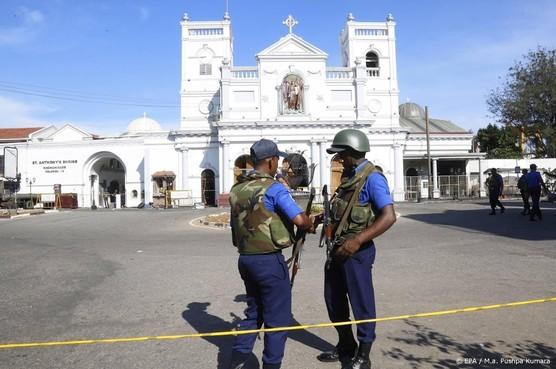 'Politie Sri Lanka houdt Syriër aan'