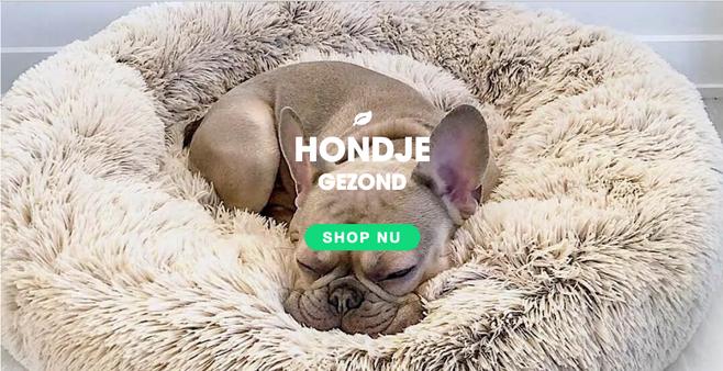 Waardebon hondjegezond.nl bij annuleren, dat klopt niet