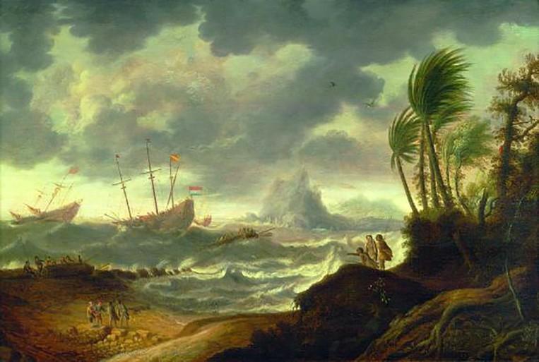 Archeoloog Werz weet het nu bijna zeker: 'Hier in de Tafelbaai ligt het in 1647 gestrande VOC-schip de Haarlem!' [video]