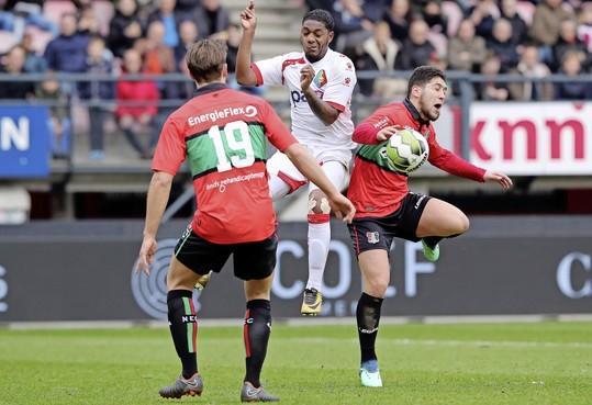 Shaquill Sno verlaat Telstar en gaat avontuur aan in Noorwegen bij Aalesunds FK