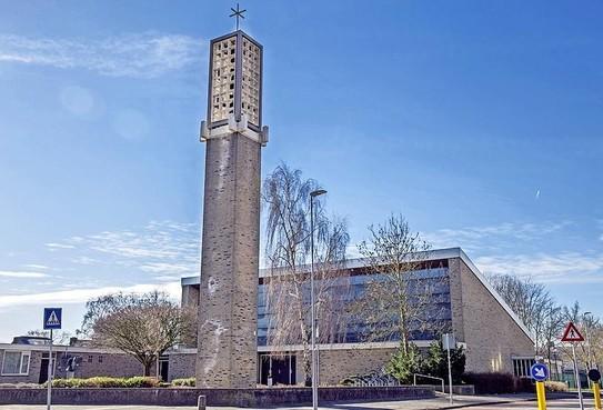 Moeder van de Verlosser in Schalkwijk nog wat langer in gebruik