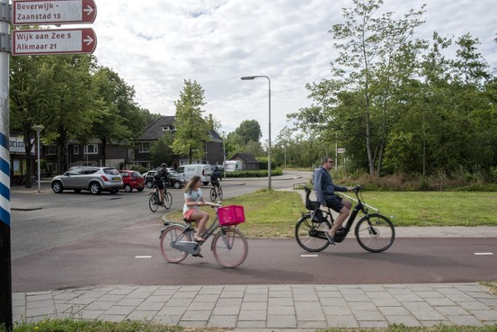 Bewoners kunnen kiezen uit twee ontwerpen voor nieuwe entree Velsen-Noord