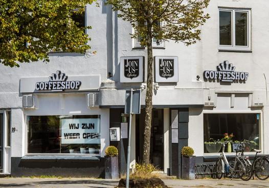 'In drugszaken niet wijken': Join Us aan Schalkwijkerstraat weer open