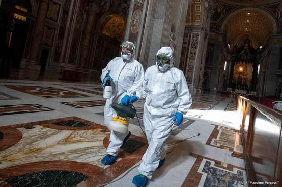 Musea Vaticaanstad vanaf 1 juni weer open