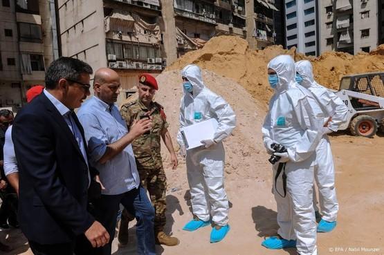Palestijnse terreurgroep in Libanon bestookt