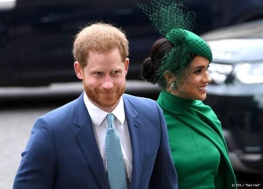 Prins Harry en Meghan nemen afscheid van Instagram-account