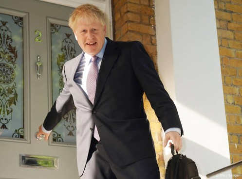 Boris Johnson domineert ook in tweede ronde