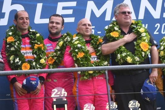 Jeroen Bleekemolen is zege beroemde race Le Mans alweer kwijt: diskwalificatie
