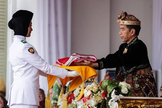 Nieuwe hoofdstad Indonesië in Oost-Kalimantan