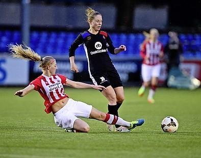 Domper voor VVK Telstar: vrouwenelftal is niet welkom in de eredivisie