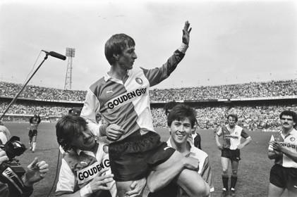 Toen er op 13 mei nog wél gesport werd: 'Het was een feest', zegt Johan Cruijff over zijn laatste seizoen als voetballer [video]