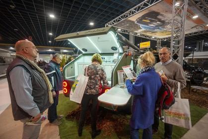 Kampeer & Caravan Jaarbeurs: Na glamping is er nu ook bamping