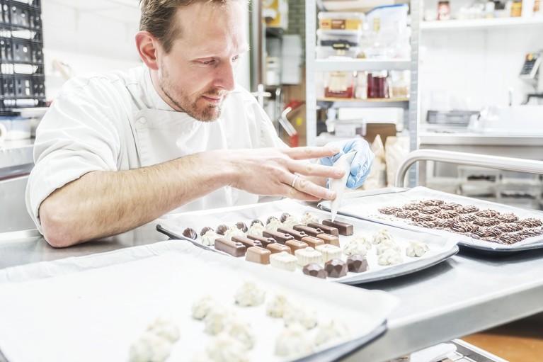 Albert Strating uit Alkmaar maakt dertig smaken 'fudge'