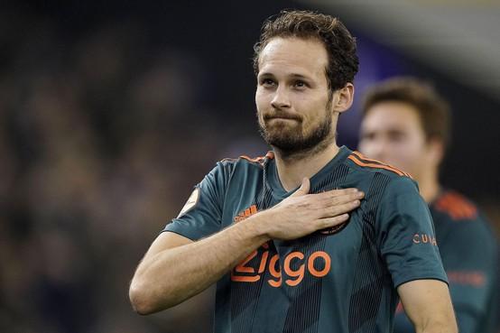Blind voelt zich alweer klaar voor een basisplaats bij Ajax