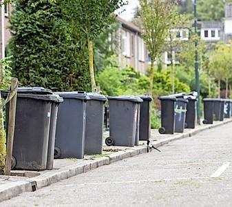 Toch rekening voor omruilen afvalbak: vragen in gemeenteraad Haarlemmermeer