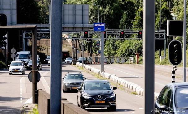 Renovatie Maastunnel in Rotterdam afgerond