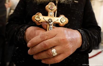 Omstreden Griekse bisschop neemt ontslag