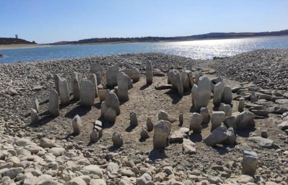 'Spaanse Stonehenge duikt op'