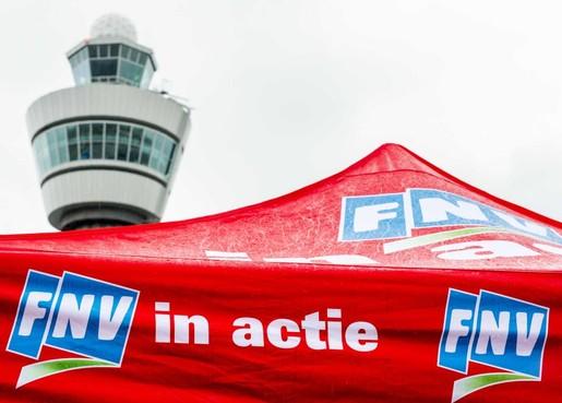 FNV dreigt met acties bij KLM, ultimatum tot donderdag