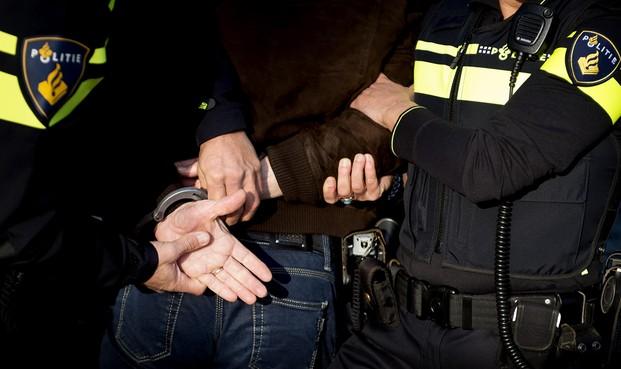 66-jarige man aangehouden in Velsen-Noord met openstaande rekening van 500.000 euro