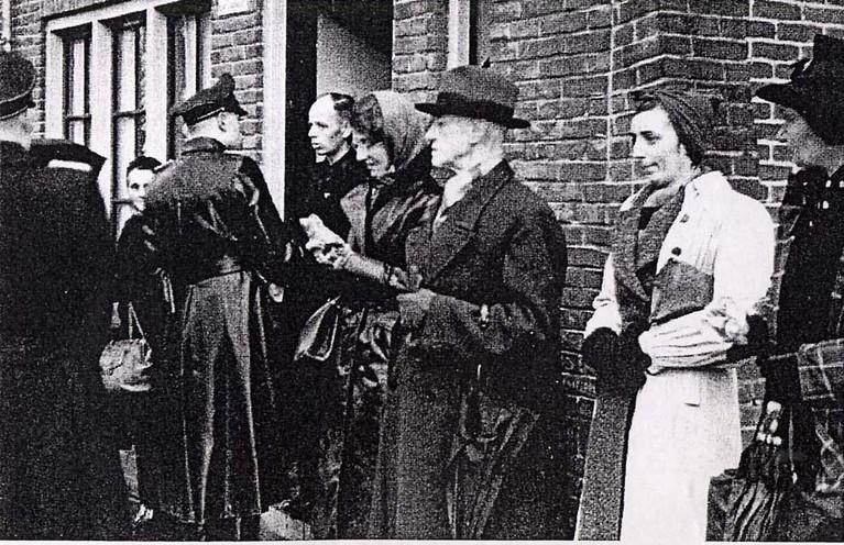 De moord op de NSB'er in het Haarlemse Ramplaankwartier