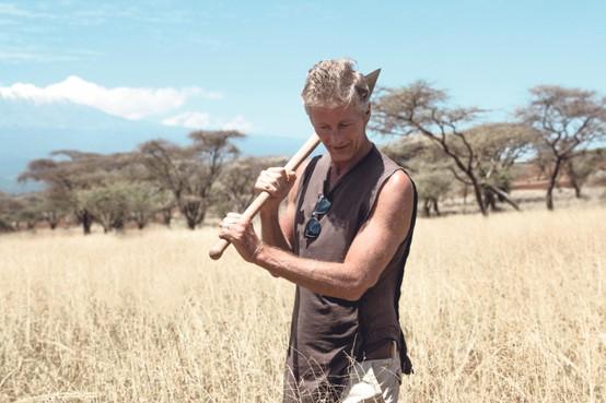 Dennis Karpes uit Vijfhuizen organiseert drie festivals tegelijk om de wereld groener te maken