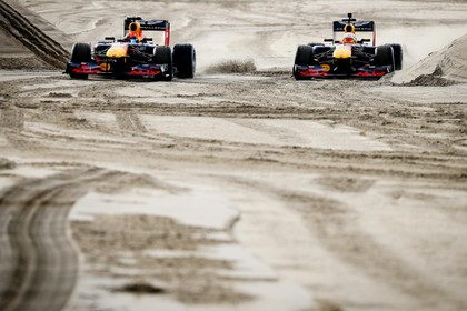 Petitie tegen F1-vervoer over het strand al door duizenden getekend