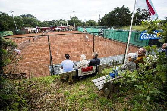 Open toernooi TC Zandvoort ondanks ontbreken grote namen weer succes: 'Bij Zandvoort komen goede spelers samen'