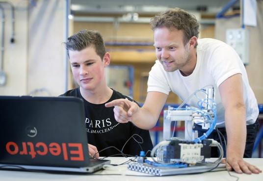 Nieuwe stelling IJmond: Techniekonderwijs is belangrijker dan academische graad