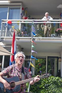 Bloemendaler viert honderdste verjaardag: 'We wachten nog even met mijn eigen Hemelvaart'
