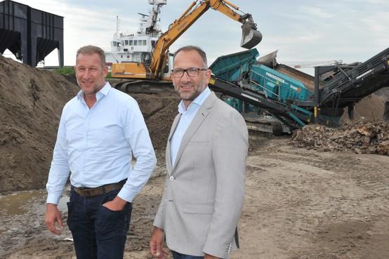 Van schelpenvisser tot (asbest-) sanering en sloopwerkzaamheden; Braam Recycling heeft een indrukwekkende geschiedenis