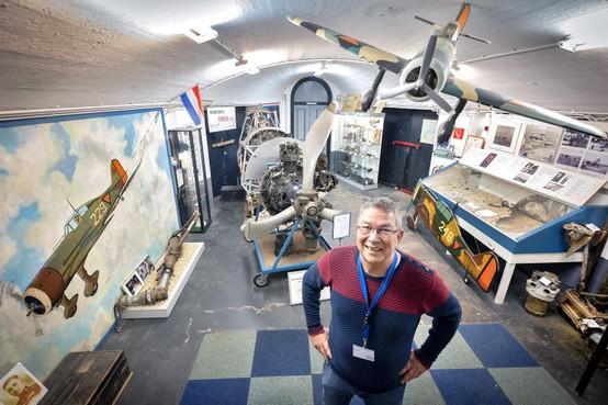 Luchtoorlogsmuseum Crash mag blijven in Fort bij Aalsmeer