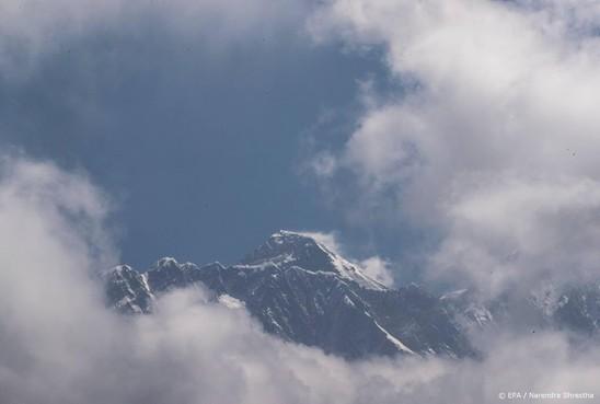 Recordaantal klimmers op top Mount Everest