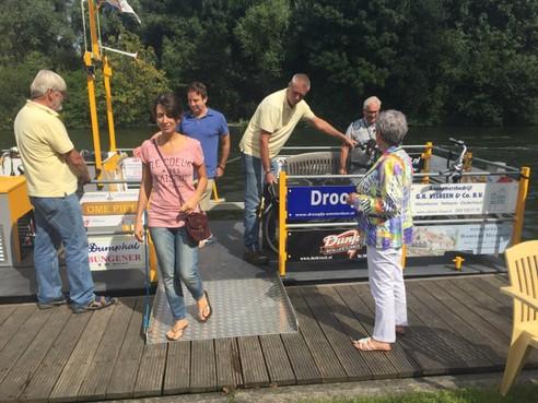 Oude Meer wil graag pont over Ringvaart, komend weekend proef tijdens kunstroute