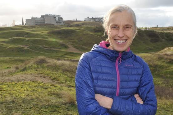 Linda Valent van Dorpsraad Wijk aan Zee: 'Wijk aan Zee is veel te leuk om te verlaten'
