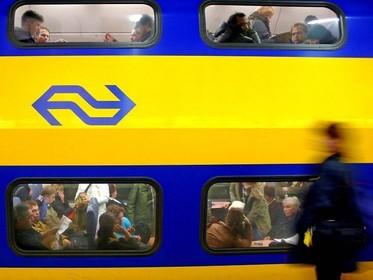 Veel minder treinen van en naar Schiphol door aanrijding