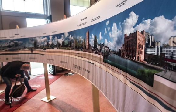 Panorama Nederland schetst 'ideaalbeeld' voor 2040 met Haarlemse Drostefabriek
