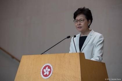 Leider Hongkong wil met inwoners in dialoog