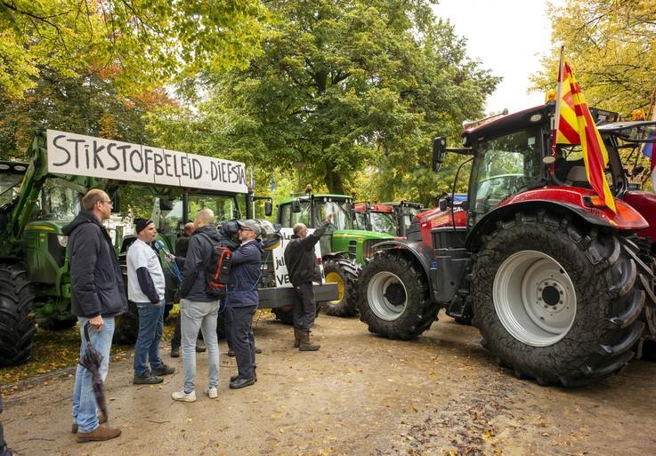 Noord-Holland houdt vast aan stikstofaanpak, maar gaat wel met boeren in gesprek [video]
