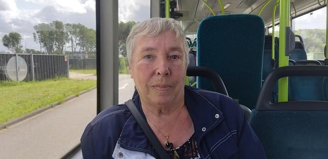 Halte IJmond: Henny is terug van een lang weekend bij Hilly