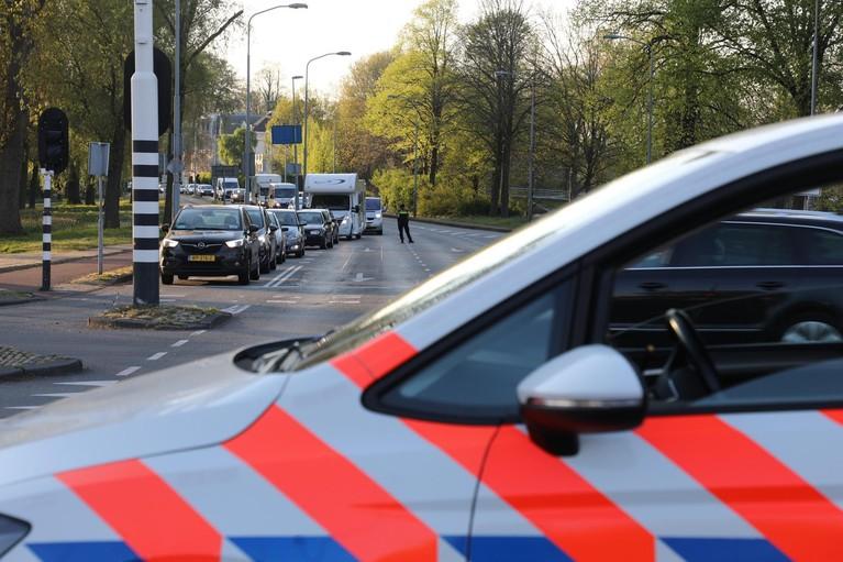 Verkeersproblemen door storing bij Prinsenbrug in Haarlem [update]