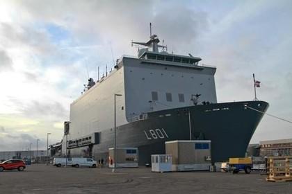 OM wil 5 jaar cel voor Haarlemse militair voor drugssmokkel op marineschip