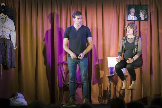Theater over dementie: Dag Mama komt wel heel dichtbij