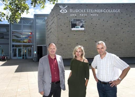 Rudolf Steiner College in Haarlem start komend schooljaar met twee extra brugklassen