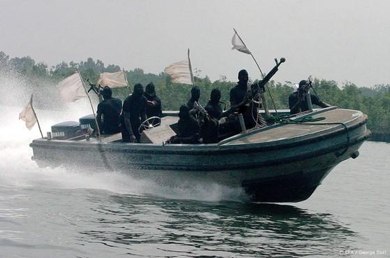 Turks schip aangevallen voor kust Nigeria