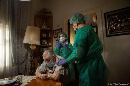 Minder dan 50 nieuwe sterfgevallen door corona in Spanje