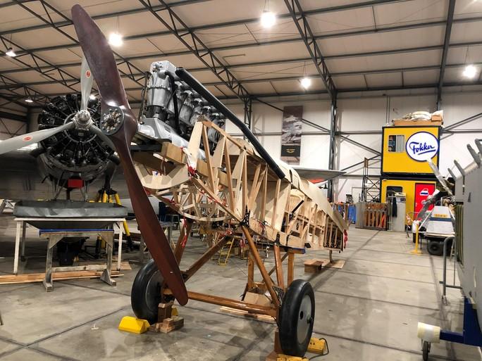 Aviodrome krijgt het eerste KLM-vliegtuig