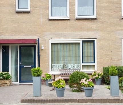 'Geen tegeltuin bij toekomstige huizen Haarlem: 60 procent van tuin moet groen zijn'