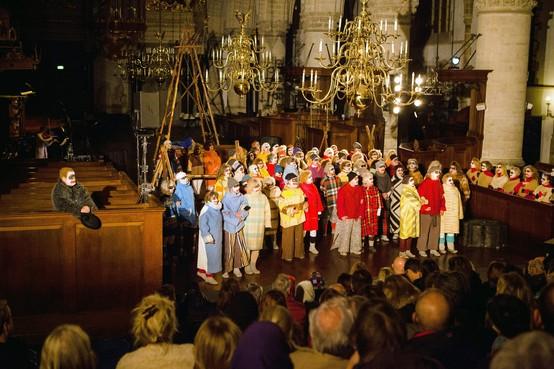 Zangstudio Haarlem voert in Finland zes keer de opera Cajanus op: 1800 bezoekers zorgen voor uitverkocht voorstellingen